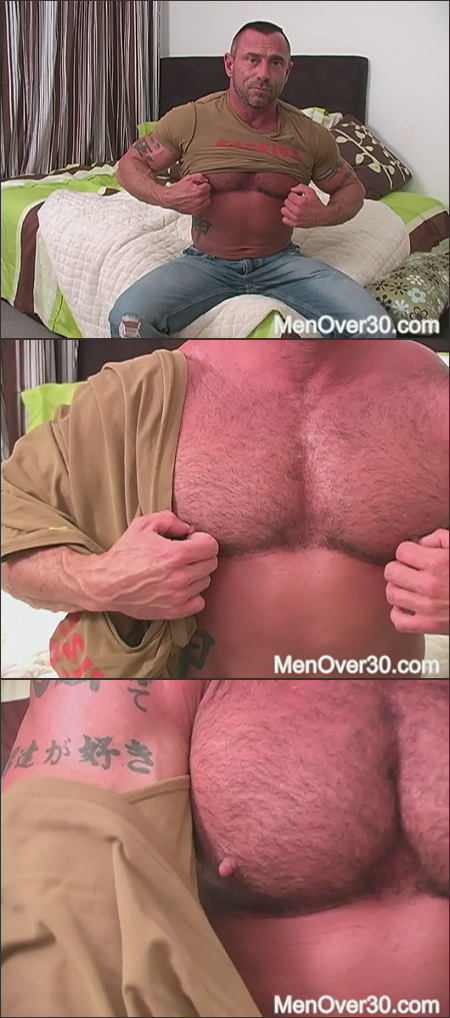 Big Man Nipples