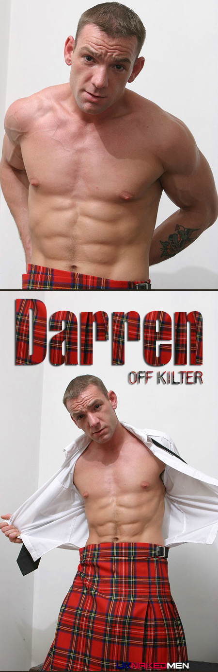 hot guy in a kilt