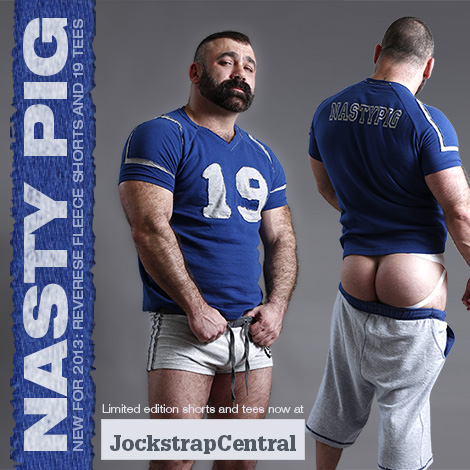 Nasty Pig Reverse Fleece Shorts and Tees