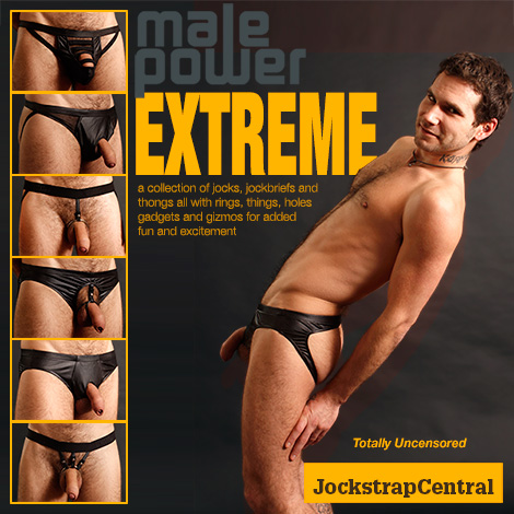 Male Power Extreme Jockstraps and Thongs