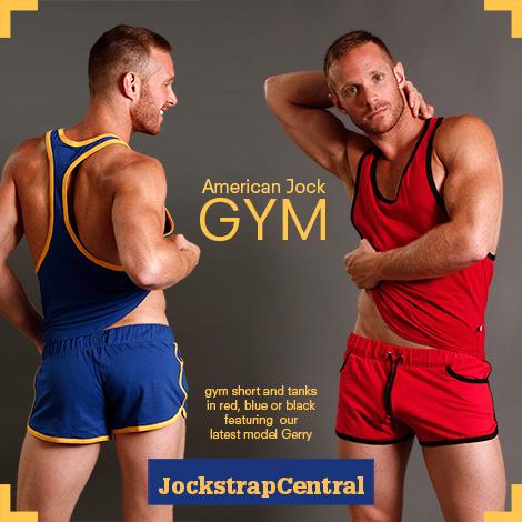 American Jock Gym Shorts and Tank Tops