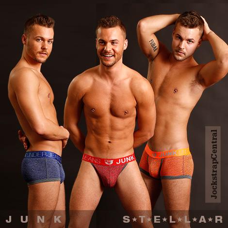 Junk Stellar Jockstraps and Trunks