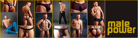 Male Power at Jockstrap Central