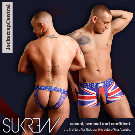 Sukrew Underwear at Jockstrap Central
