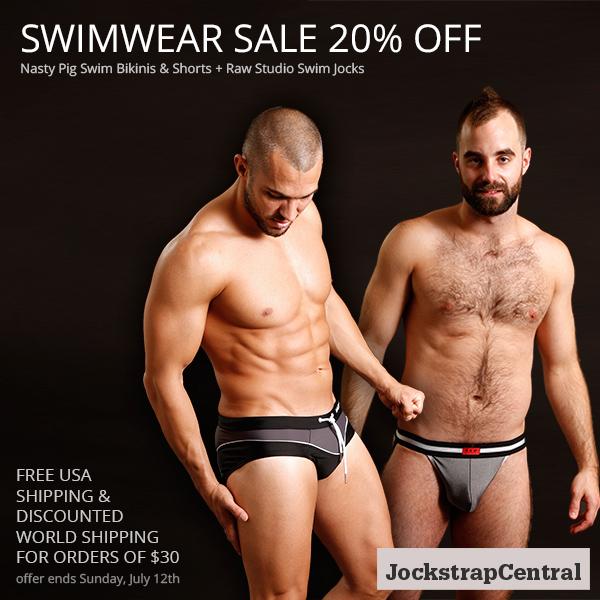 Jockstrap Central Swimwear Sale