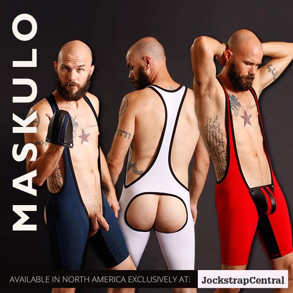 Maskulo Wrestling Singlets