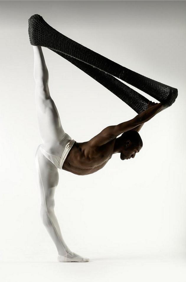 Da VonDoane - Dancer-Choreographer - Dance Theatre Of Harlem - Photography: Rachel Neville