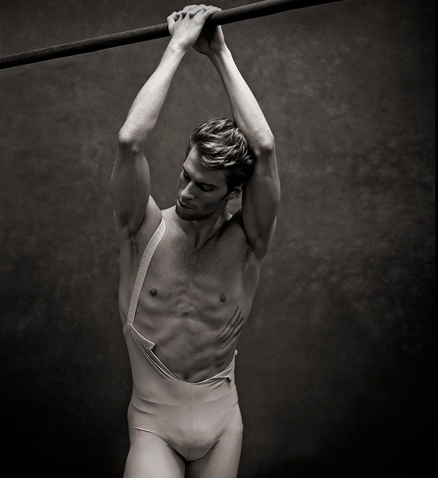 James Whiteside - Principal dancer with American Ballet Theatre - Photography: NYC Dance Project