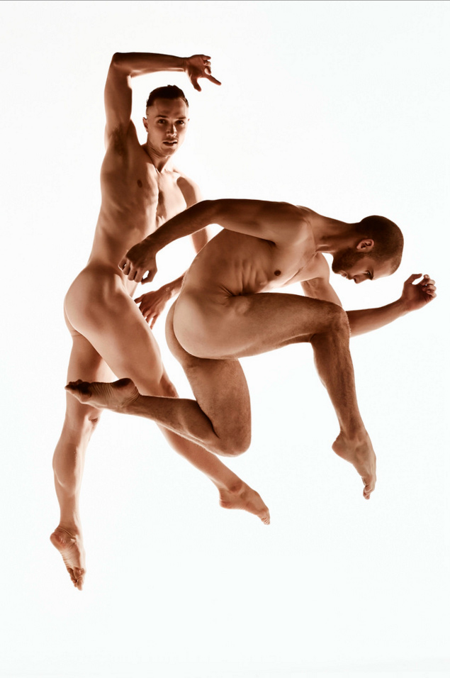 Sydney Dance Company - Campaign Photo for Frame of Mind - Photography: Justin Ridler