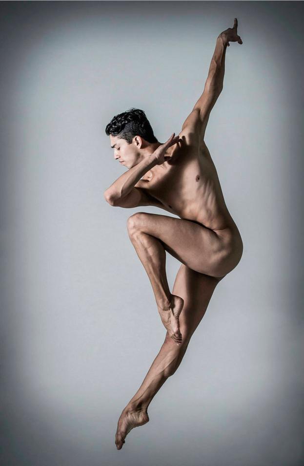 The Male Dancer Project - Jorge Gutierrez - Compañía Nacional de Danza México - Photography: Carlos-Quezada