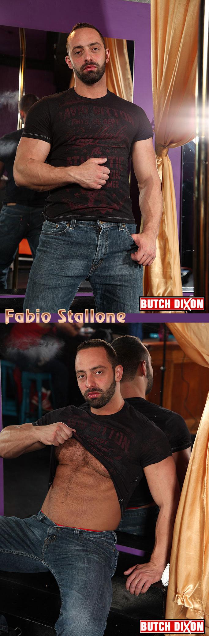 Hairy Italian Fabio Stallone