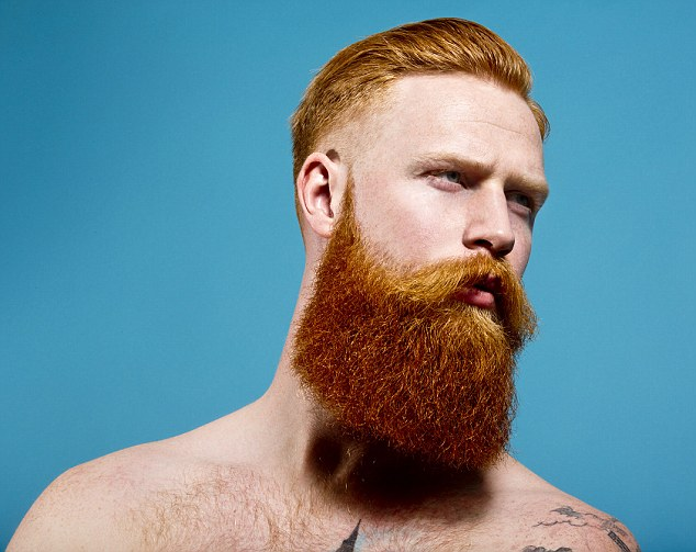 Ginger Men by Thomas Knights