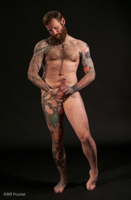 Ginger Man Mark A by Bill Pusztai