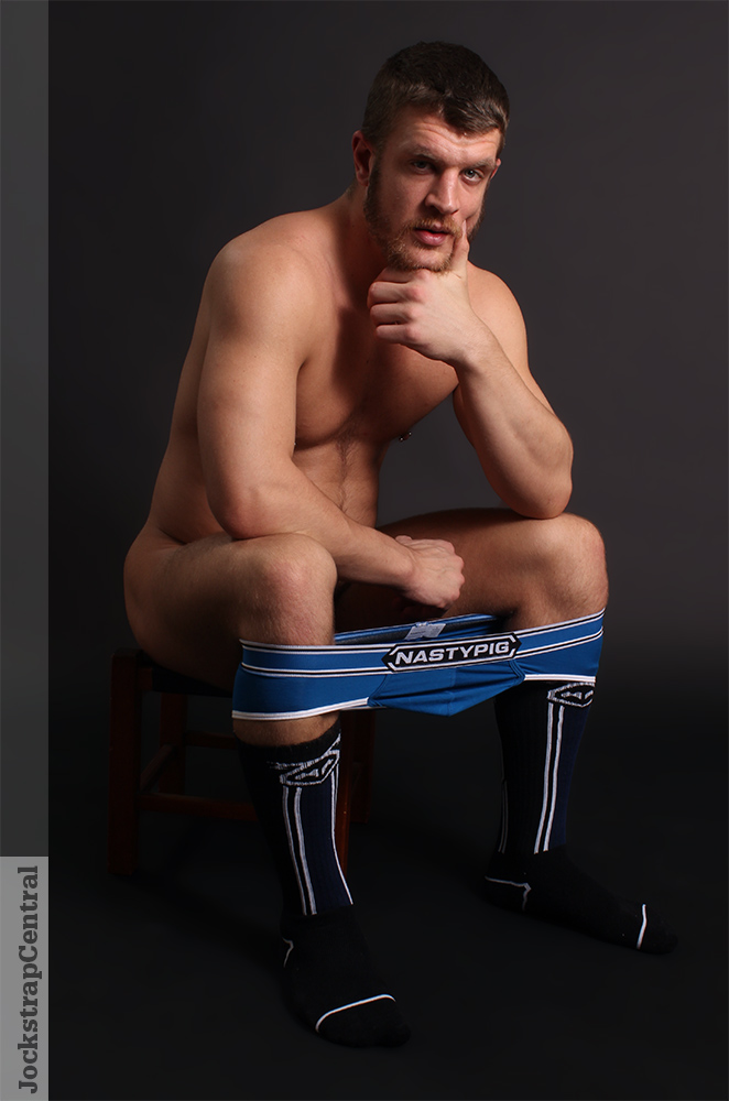 Nasty Pig Title Briefs and Socks