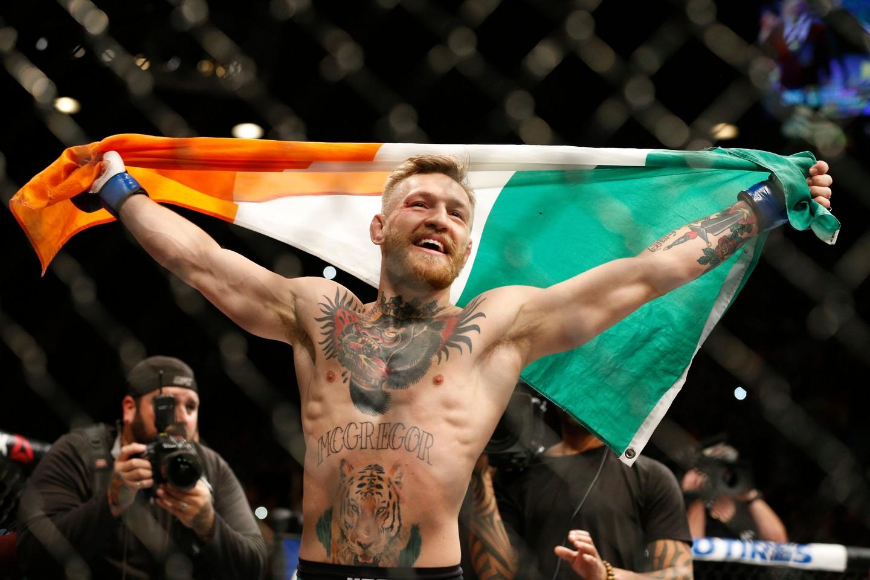 Conor McGregor Victory