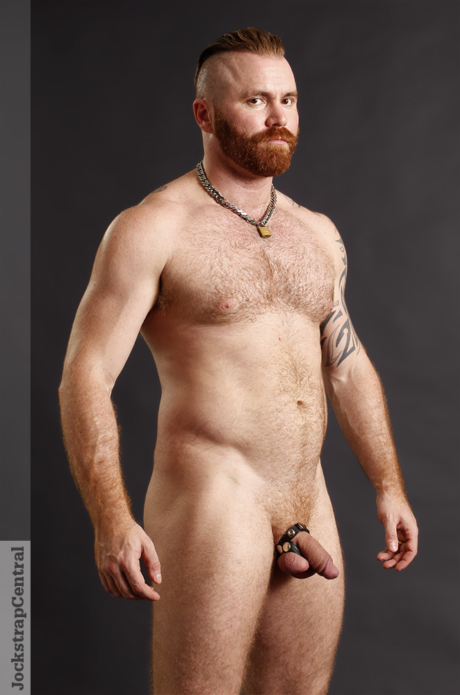 Raw Studio Cock and Ball Harness