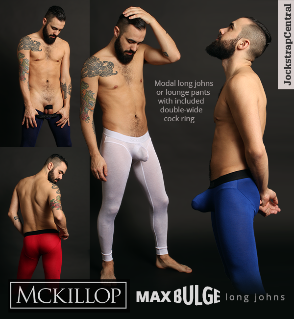 McKillop Max Bulge Long Johns
